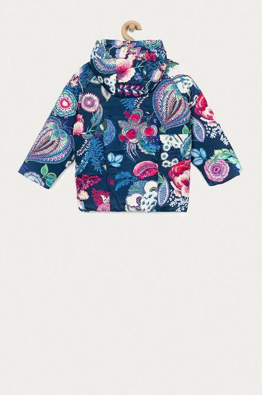 Desigual - Dětská bunda námořnická modř