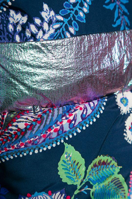 Desigual - Dětská bunda  100% Polyester Pokyny k praní a údržbě:  prát v pračce při teplotě 30 stupňů, nelze sušit v sušičce, nebělit, Nečistit chemicky