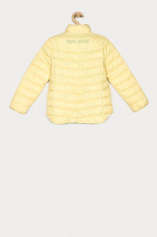 Pepe Jeans - Kurtka dziecięca Dill 128-180 cm żółty