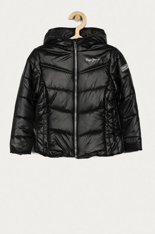černá Pepe Jeans - Dětská bunda Amite 104-178 cm Dívčí