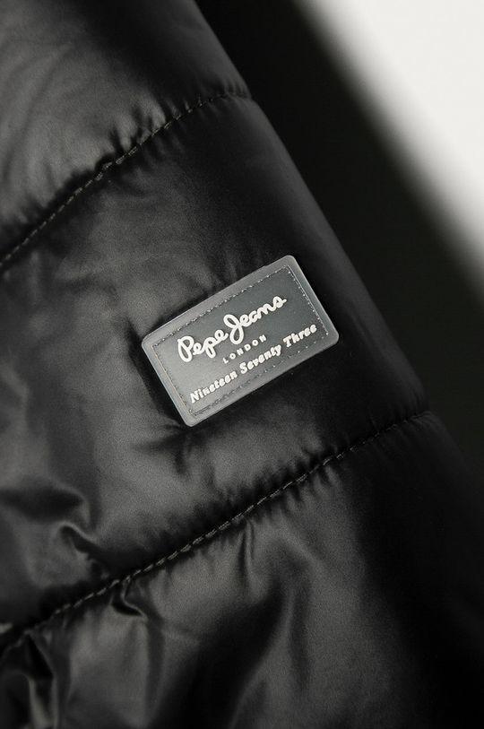 Pepe Jeans - Dětská bunda Amite 104-178 cm černá