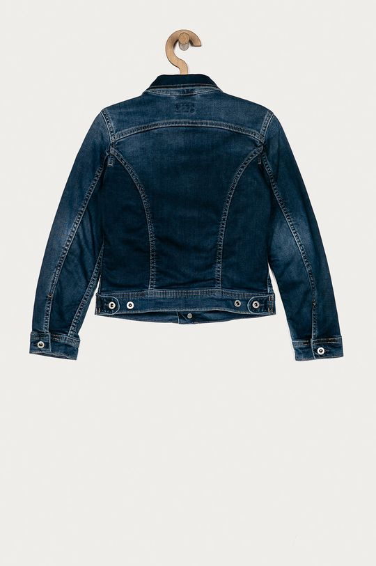 Pepe Jeans - Geaca de blugi pentru copii New Berry 128-180 cm albastru