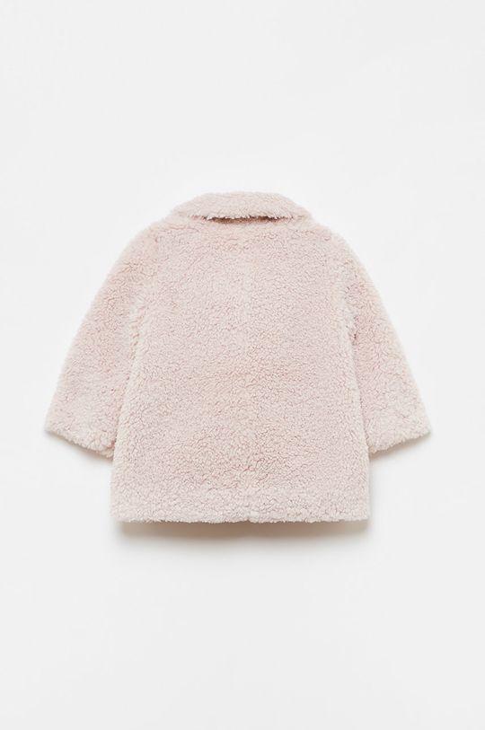 OVS - Płaszcz dziecięcy 80-98 cm fuksja