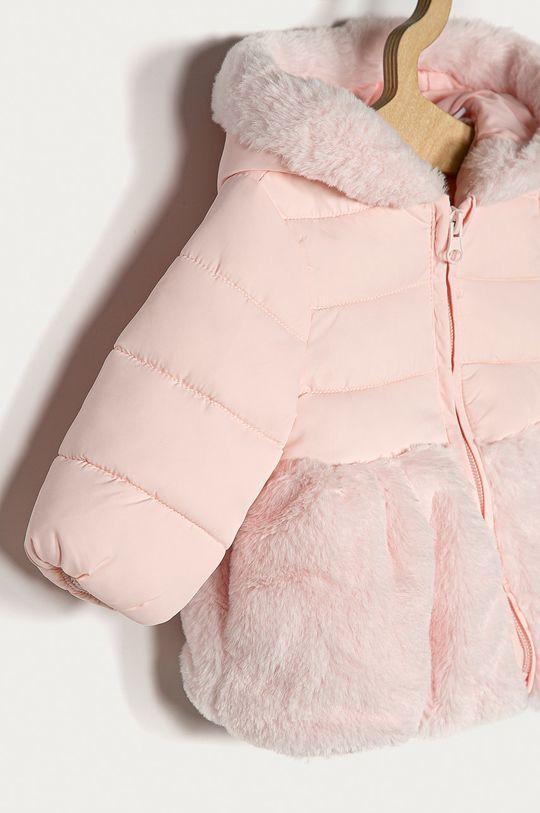 OVS - Kurtka dziecięca 56-68 cm ostry różowy