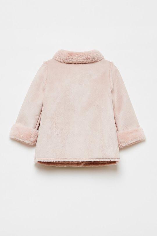 OVS - Dětský kabát 74-98 cm růžová