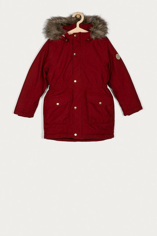 červená Name it - Dětská bunda 128-164 cm Dívčí