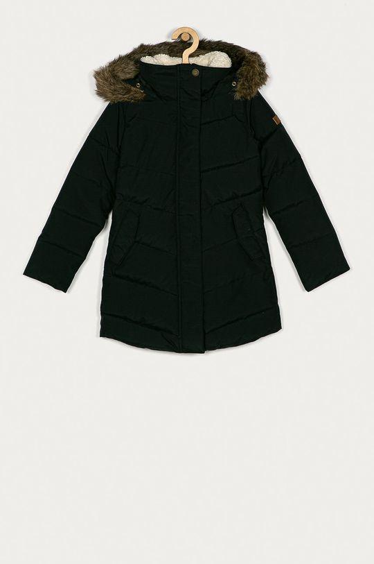 černá Roxy - Dětská bunda 128-176 cm Dívčí