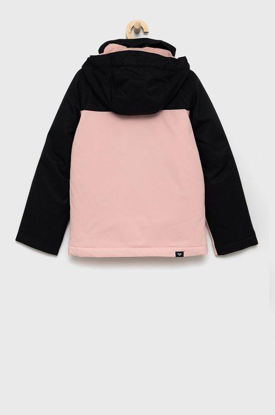 Roxy - Kurtka dziecięca 128-164 cm pastelowy różowy