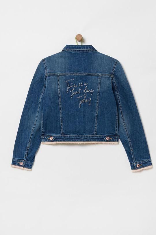OVS - Kurtka jeansowa dziecięca 146-164 cm winogronowy