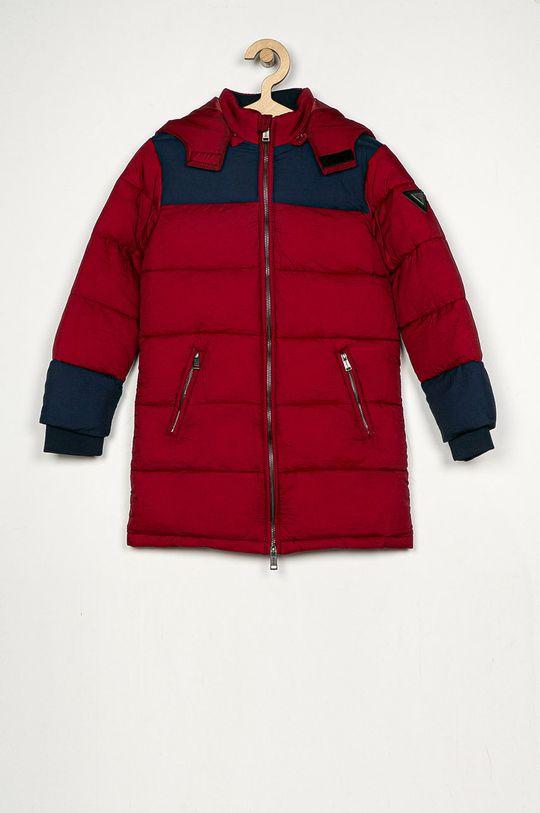 červená Guess Jeans - Dětská bunda 116-175 cm Dětský