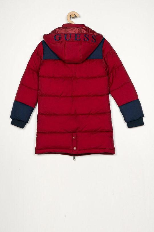 Guess Jeans - Dětská bunda 116-175 cm červená