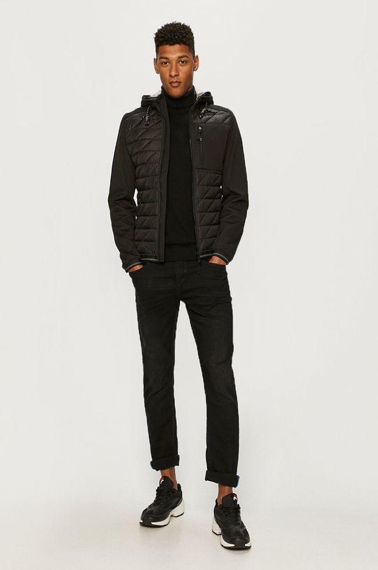 Tom Tailor Denim - Куртка чорний