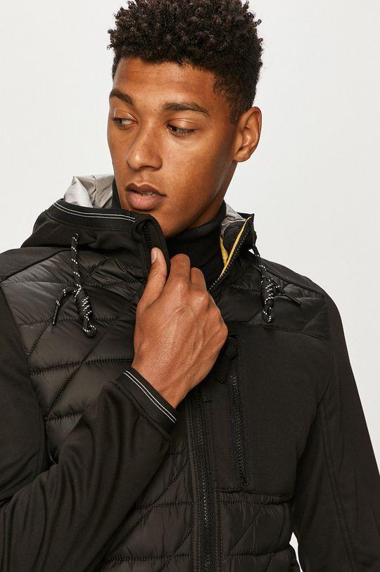 чорний Tom Tailor Denim - Куртка