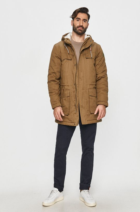 Only & Sons - Parka oliwkowy