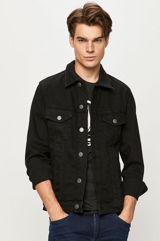 negru Jack & Jones - Geaca jeans De bărbați