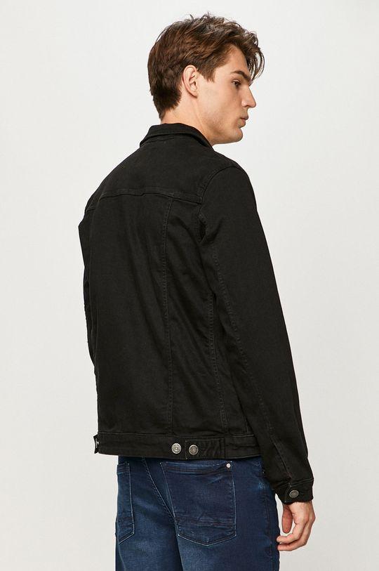 Jack & Jones - Geaca jeans  91% Bumbac, 2% Elastan, 7% Poliester