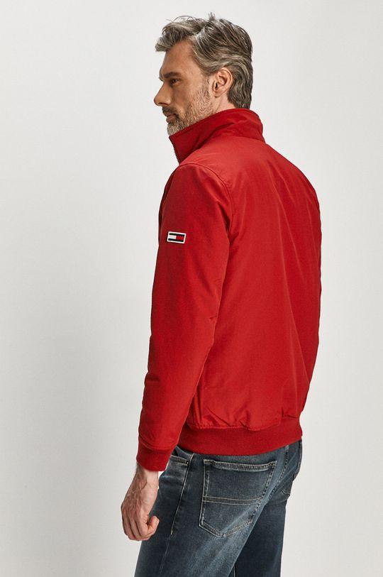 Tommy Jeans - Bunda  Podšívka: 100% Polyester Výplň: 100% Polyester Základná látka: 100% Polyamid Elastická manžeta: 97% Bavlna, 3% Elastan