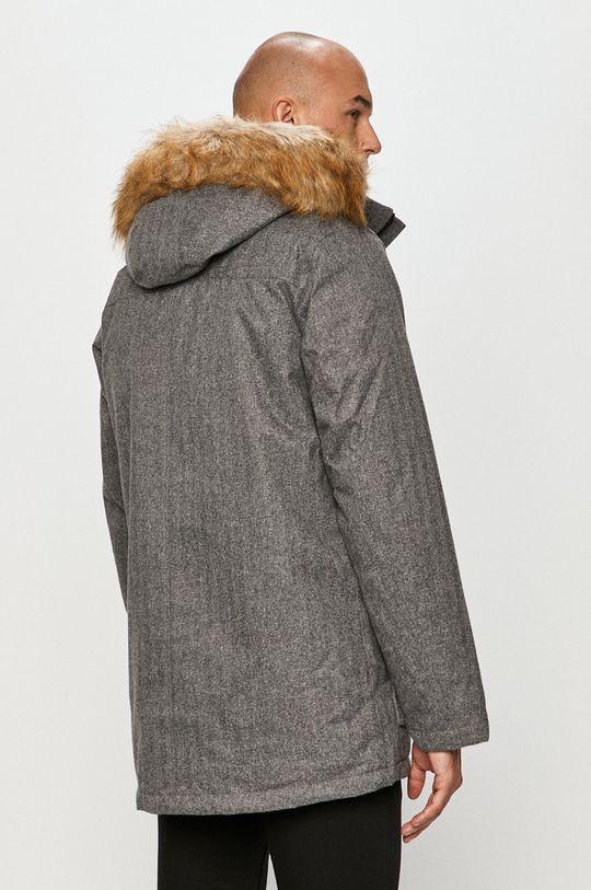 Tom Tailor Denim - Bunda  Podšívka: 100% Polyester Výplň: 100% Polyester Základná látka: 100% Polyester Umelá kožušina: 100% Polyakryl