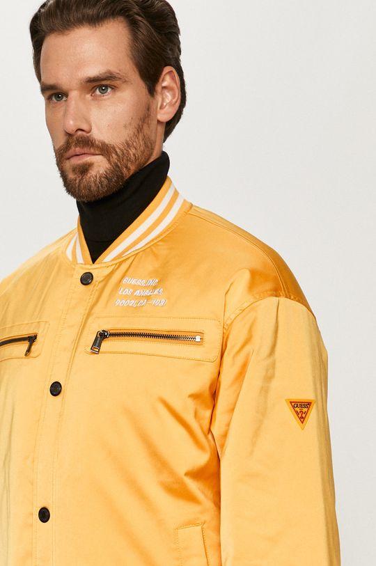 żółty Guess Jeans - Kurtka