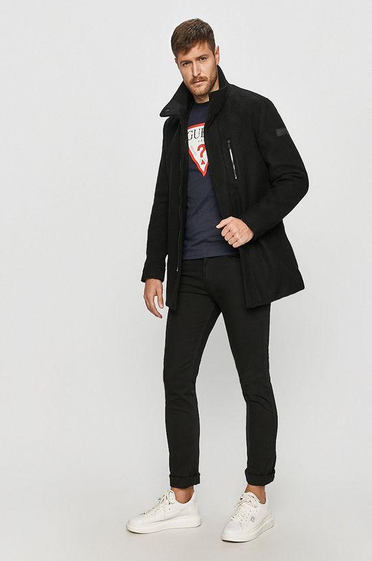Guess Jeans - Kurtka czarny