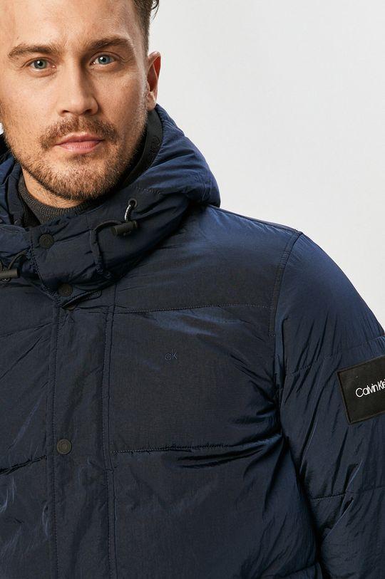granatowy Calvin Klein - Kurtka