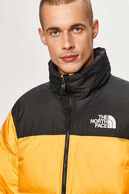 oranžová The North Face - Páperová bunda
