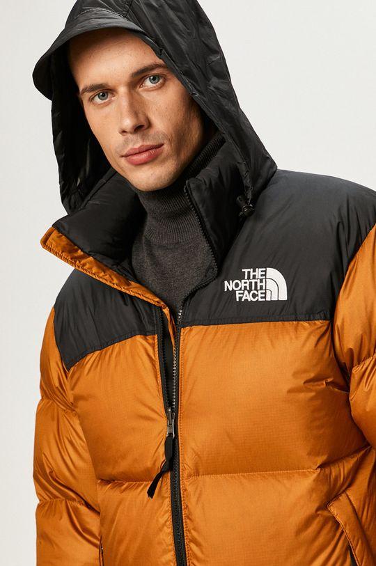 zlatohnedá The North Face - Páperová bunda