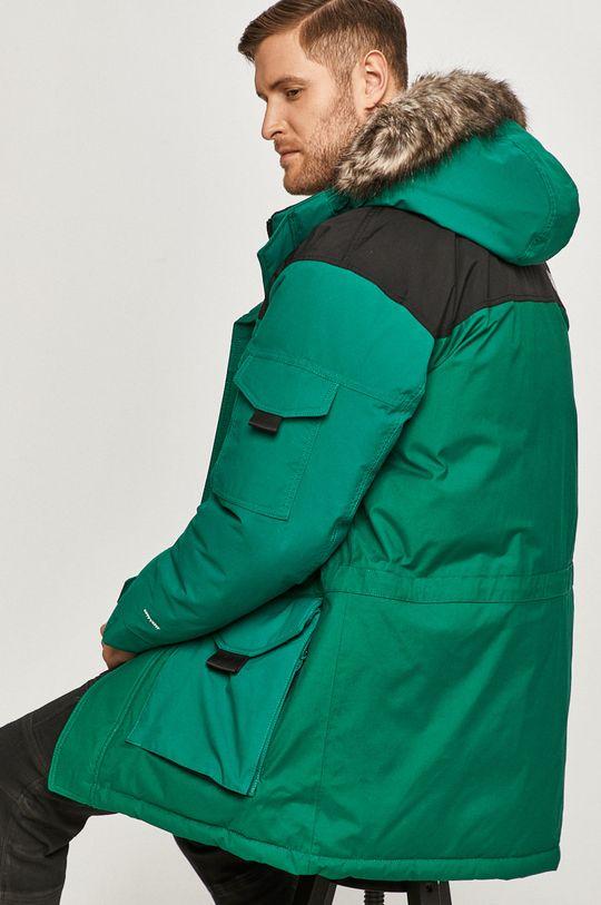 ciemny zielony The North Face - Kurtka puchowa Męski