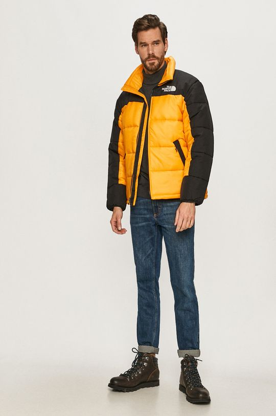 The North Face - Kurtka żółty
