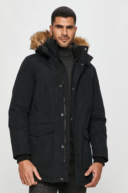 czarny Calvin Klein Jeans - Kurtka puchowa Męski