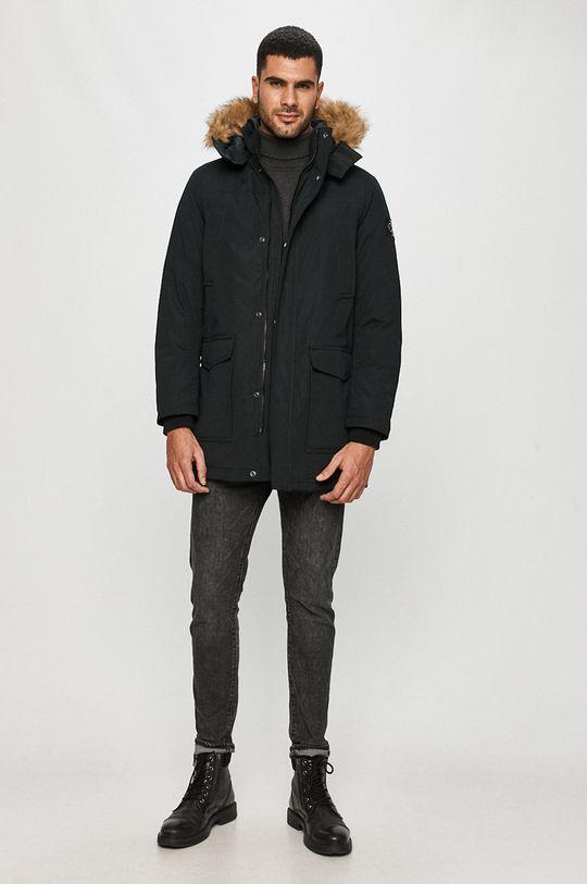 Calvin Klein Jeans - Kurtka puchowa czarny