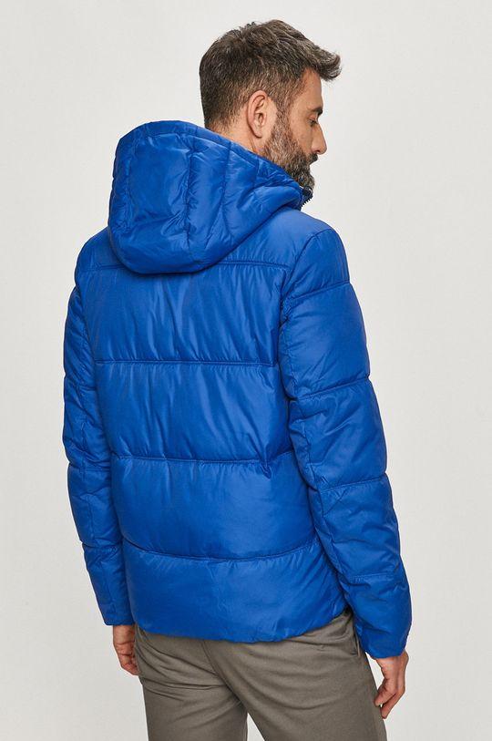 Tommy Jeans - Bunda  Podšívka: 100% Polyester Výplň: 100% Polyester Základná látka: 100% Polyester Elastická manžeta: 90% Bavlna, 2% Elastan, 8% Polyester