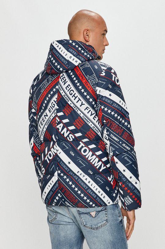 Tommy Jeans - Geaca de puf  Captuseala: 100% Poliester  Umplutura: 40% Pene, 60% Puf Materialul de baza: 100% Poliester
