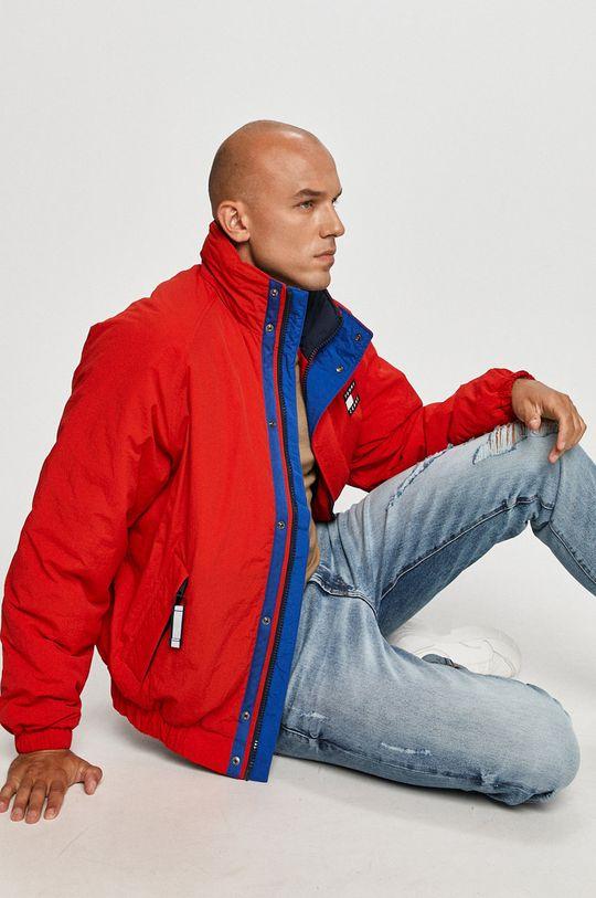 czerwony Tommy Jeans - Kurtka