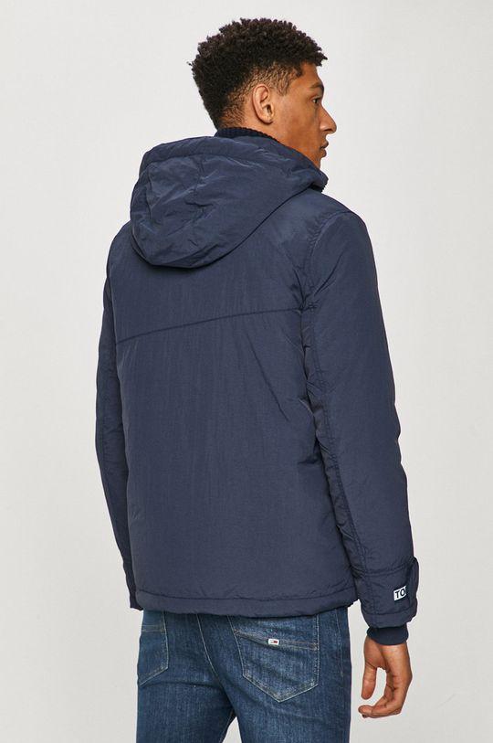 Tommy Jeans - Bunda  Podšívka: 100% Polyester Výplň: 100% Polyester Hlavní materiál: 100% Polyamid Stahovák: 3% Elastan, 97% Polyester