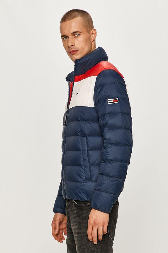 tmavomodrá Tommy Jeans - Páperová bunda