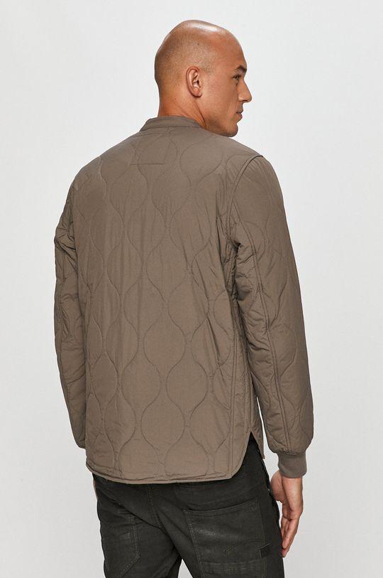 Pepe Jeans - Bunda Drayton  1. látka: 100% Nylón 2. látka: 100% Polyester 3. látka: 2% Elastan, 98% Polyester