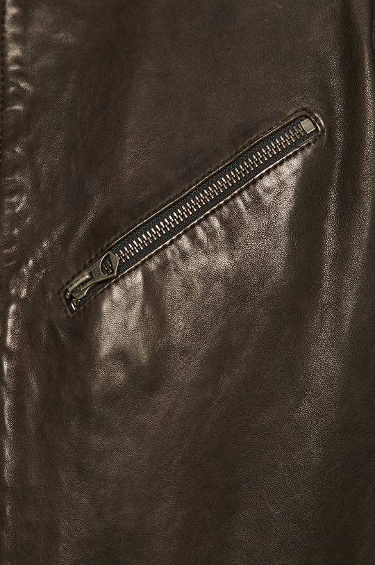 Pepe Jeans - Geaca de piele Fossee De bărbați