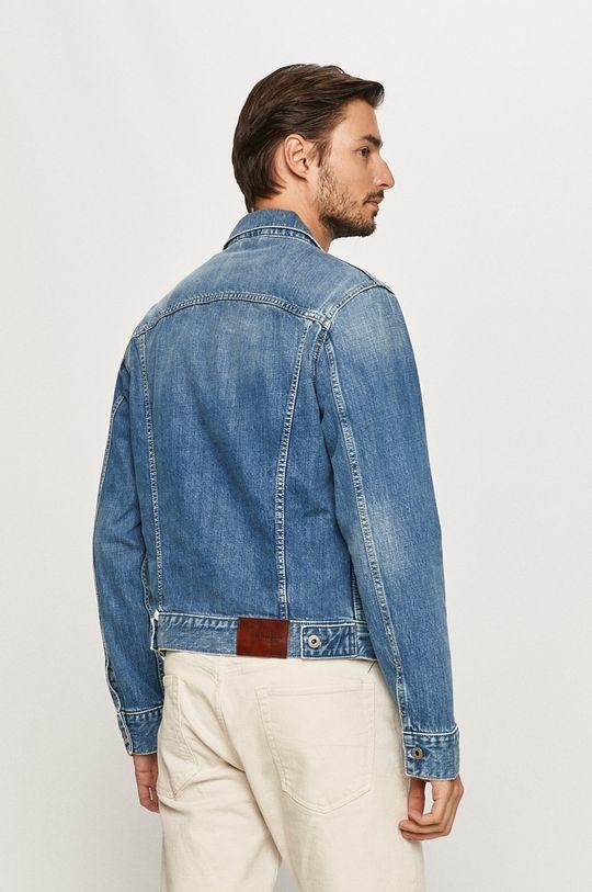 Pepe Jeans - Kurtka jeansowa Pinner Materiał zasadniczy: 100 % Bawełna, Inne materiały: 23 % Bawełna, 77 % Poliester