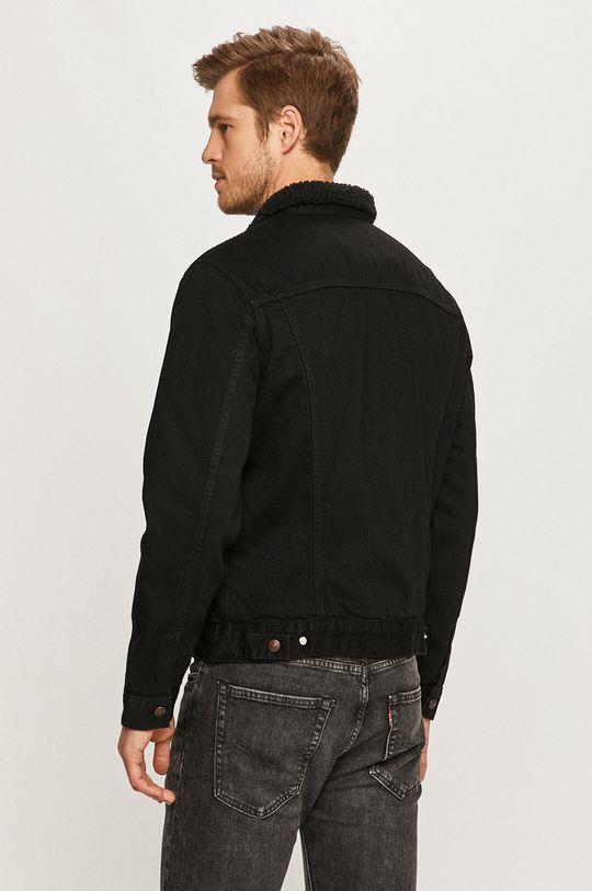 Levi's - Kurtka jeansowa Podszewka: 100 % Bawełna, Materiał zasadniczy: 100 % Bawełna