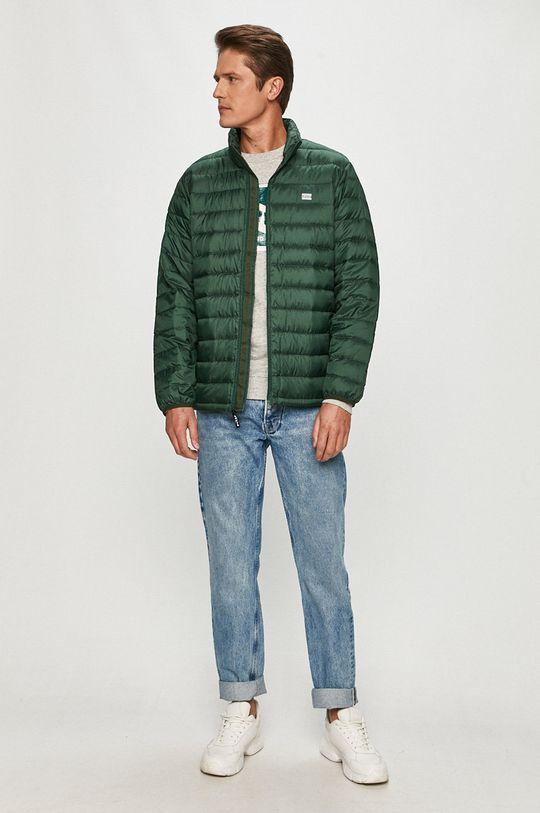 Levi's - Páperová bunda zelená