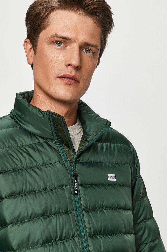 zelená Levi's - Páperová bunda