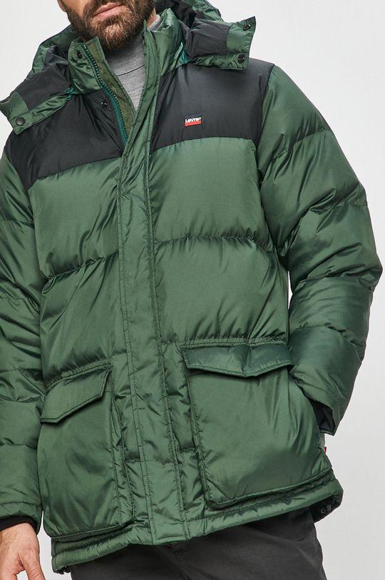 zelená Levi's - Péřová bunda