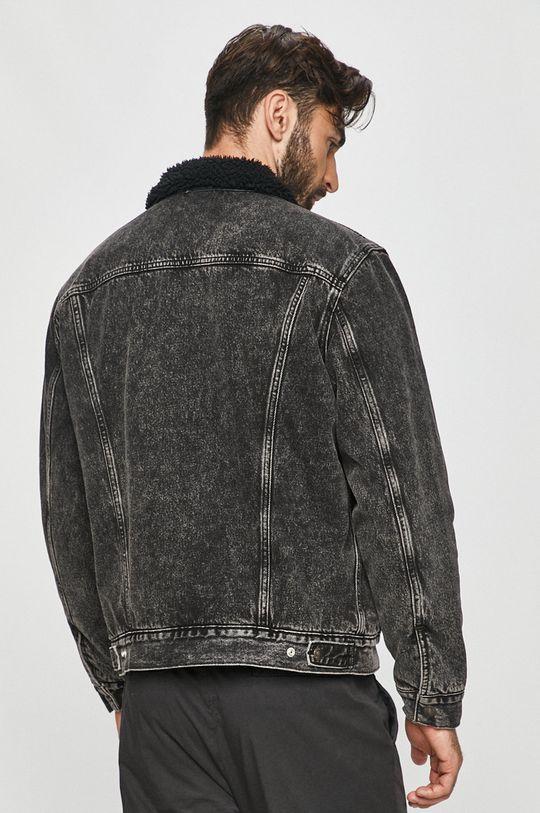Levi's - Džínová bunda  Podšívka: 100% Polyester Hlavní materiál: 100% Bavlna Podšívka: 100% Polyester Podšívka rukávů: 100% Nylon