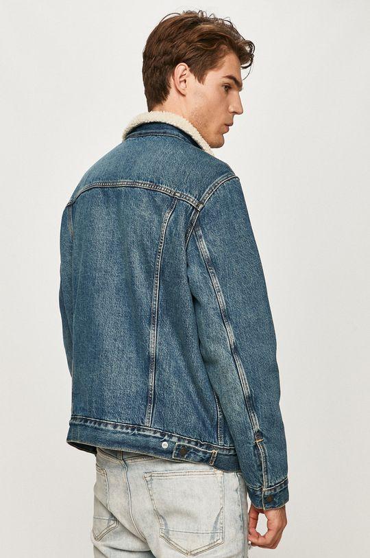 Levi's - Džínová bunda  Podšívka: 100% Polyester Hlavní materiál: 100% Bavlna