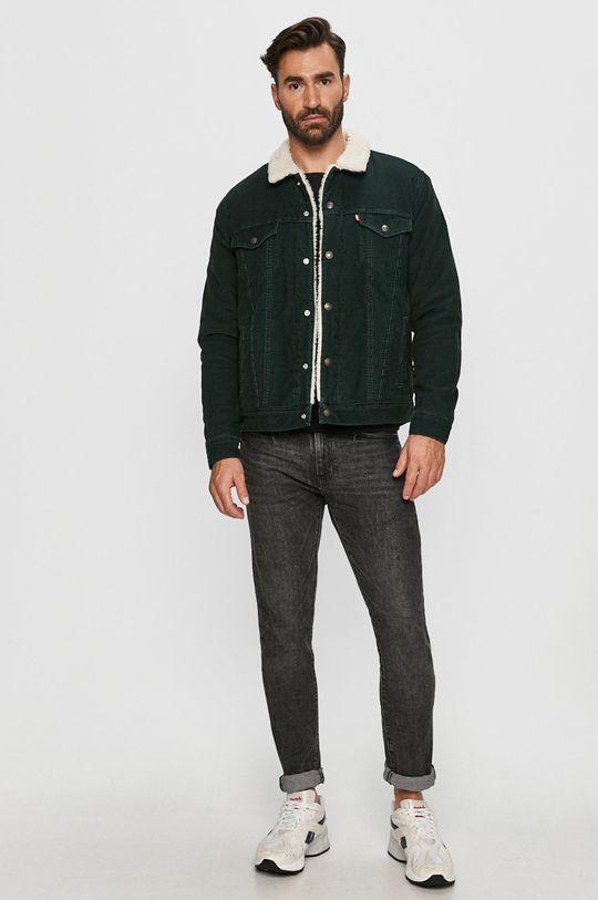 Levi's - Rövid kabát zöld