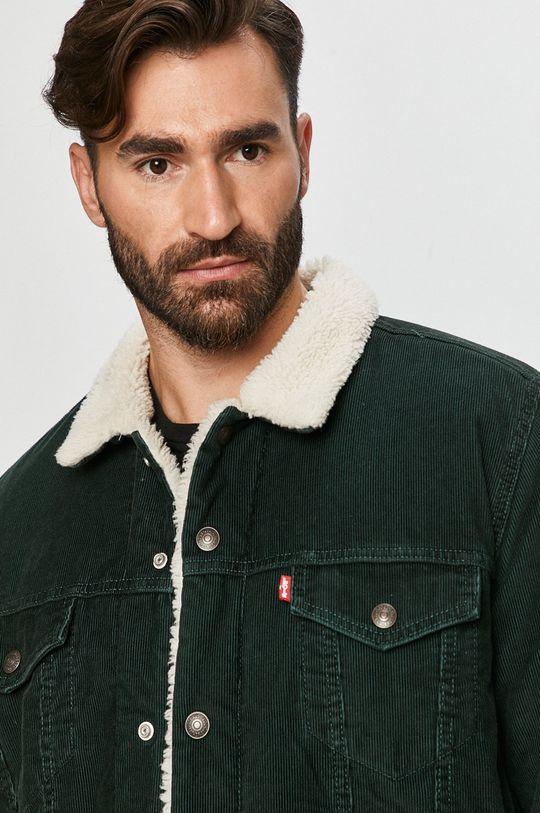 zöld Levi's - Rövid kabát