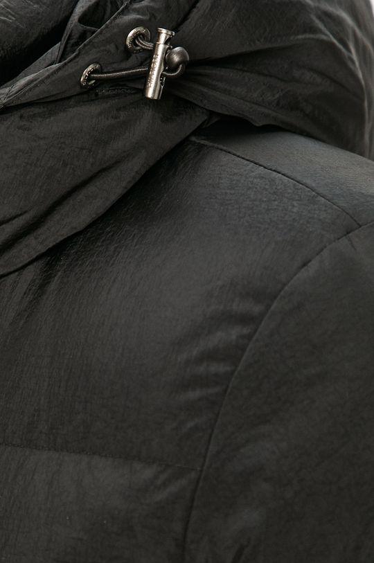 czarny Tommy Hilfiger - Kurtka puchowa