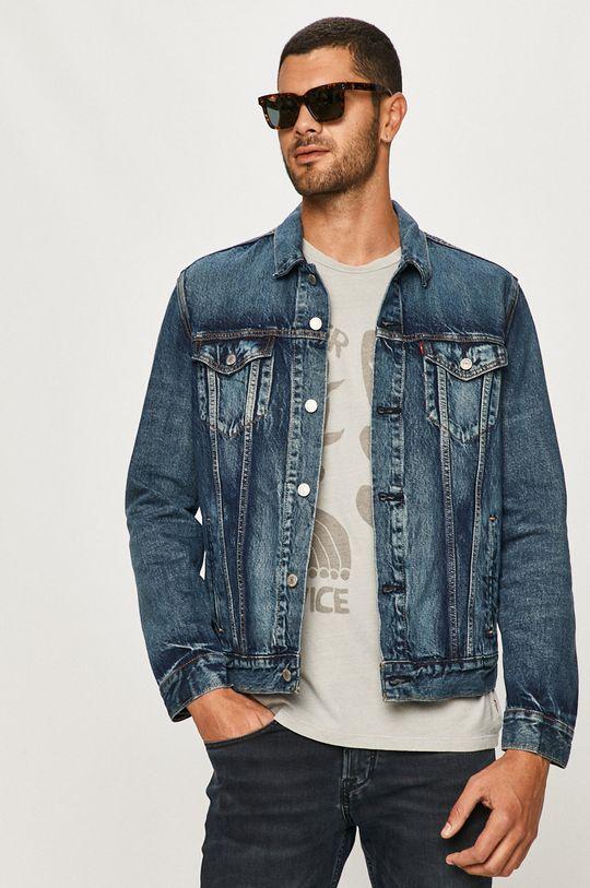 Levi's - Kurtka jeansowa 72 % Bawełna, 28 % Inny materiał