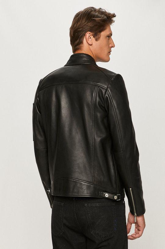 Diesel - Kožená bunda  Podšívka: 100% Polyester Hlavní materiál: 100% Ovčí kůže